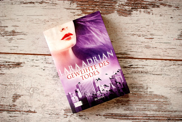 rezension midnight breed geweihte des todes