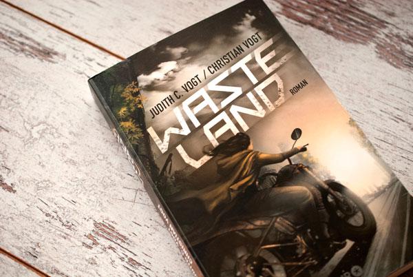 dystopischer roman wasteland vogt